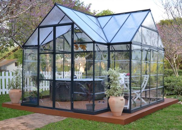 serre orangerie rion 11 15m2. Black Bedroom Furniture Sets. Home Design Ideas