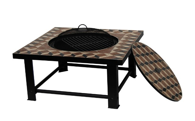 barbecue brasero palermo table. Black Bedroom Furniture Sets. Home Design Ideas