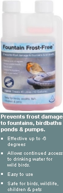 Primrose recommends - Fountain Frost Free