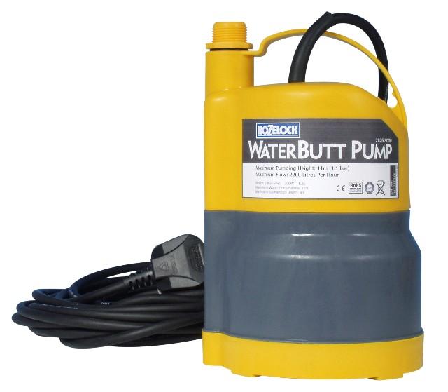 Pompe eau d 39 ext rieur hozelock 135 99 for Pompe a eau exterieur