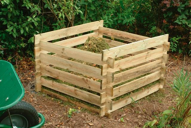 bac compost en bois 79 99. Black Bedroom Furniture Sets. Home Design Ideas