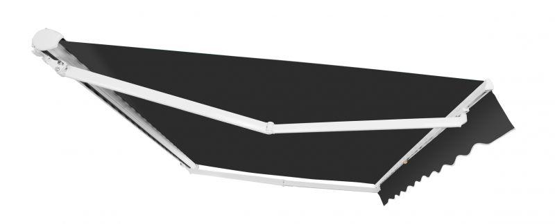 store banne demi coffre manuel charbon 4m x 3m 599 99. Black Bedroom Furniture Sets. Home Design Ideas