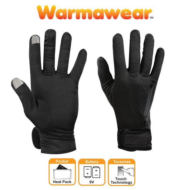 sous gants chauffants warmawear dual fuel piles pour femme 29 99. Black Bedroom Furniture Sets. Home Design Ideas