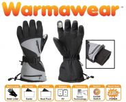 Gants Chauffants de Sports � Piles Dual Fuel Burst Power de Warmawear�