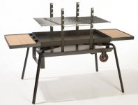 Barbecue Multifonction LE FEU ROULANT � G�ant Luxe