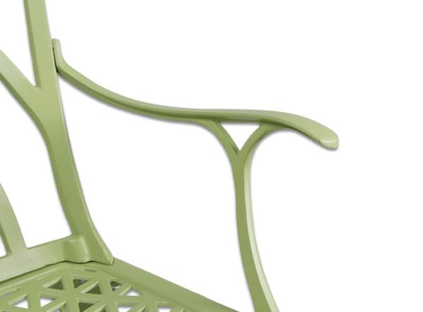 Stunning Salon De Jardin Aluminium Gamm Vert Photos - Odieardhia ...