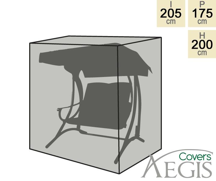 housse aegis pour balancelle 2 places premium 69 99. Black Bedroom Furniture Sets. Home Design Ideas
