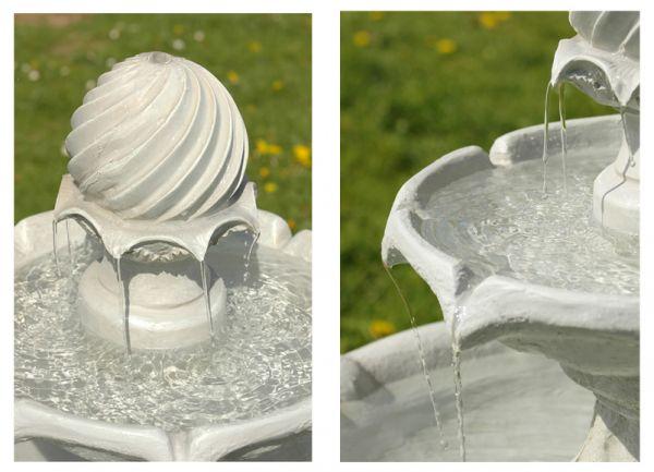 Fontaine De Jardin Solaire L 39 Imp Riale Exterieur