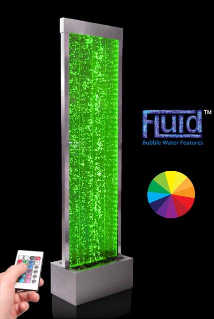 mur bulles 1 84 m couleur changeante int rieur et. Black Bedroom Furniture Sets. Home Design Ideas