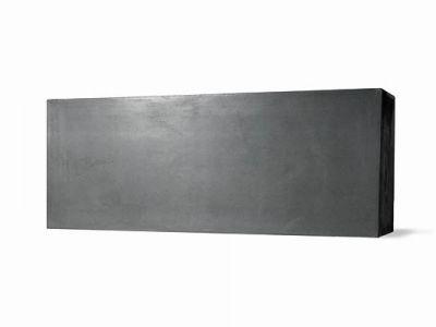 jardini re en fibre de verre r sine aluminium 219 99. Black Bedroom Furniture Sets. Home Design Ideas