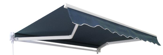 store banne monobloc manuel bleu 4m x 3m 439 99. Black Bedroom Furniture Sets. Home Design Ideas