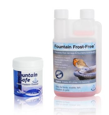 Entretien Fontaine Ambient� - Pack Duo