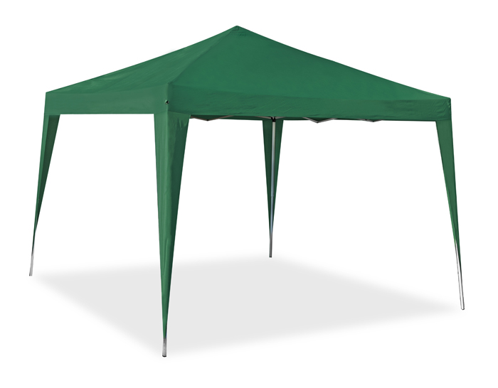 Tonnelle Pliante Budget 3mx3m - Vert