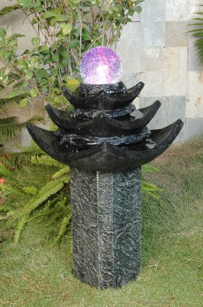 Fontaine - Grande Boule de Cristal LED 339,99 €