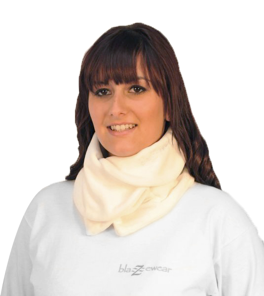 Echarpe Chauffante Blazewear - Blanche 29,99 € 7e622e3127a