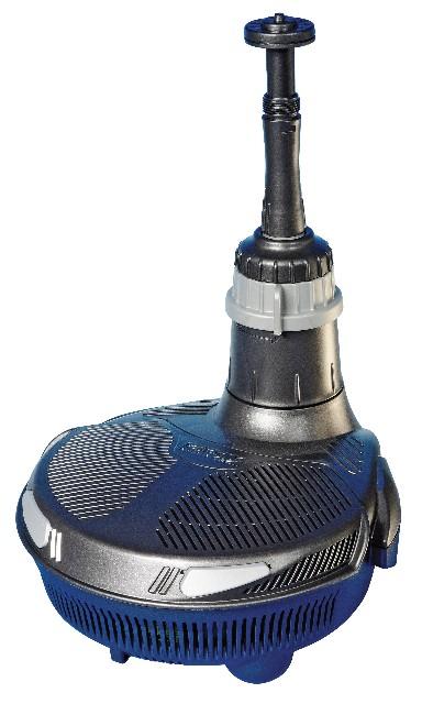 Pompe pour bassin hozelock easyclear 3000lph filtre uvc for Pompe filtre bassin exterieur