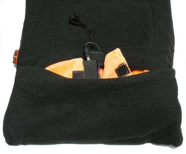 Écharpe Chauffante à Pile Avec Connecteur USB - Warmawear™ 19,99 € 73924c2c0b8