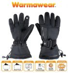 Gants de Ski Chauffants Dual Fuel Burst Power de Warmawear™