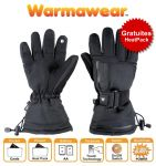 Gants de Ski Chauffants Dual Fuel Burst Power Gratuites HeatPack de Warmawear™