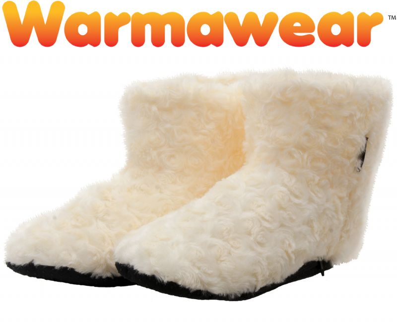 Chaussons Chauffants Montants à Piles Dual Fuel-Warmawear™