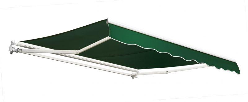store banne budget manuel vert 2m x 1 5m 159 99. Black Bedroom Furniture Sets. Home Design Ideas