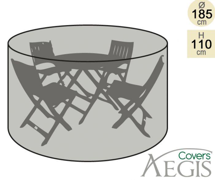 Housse Aegis Ronde pour Salon de Jardin 4 Places - Premium 54,99 €