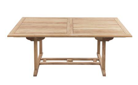 Salon De Jardin 10 Places Teck A Lakeland Avec Bancs Table Rectangulaire Extensible 1 249 99
