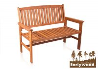 Banc Earlywood™ Oakham en Bois 2 Places – 1.2 m