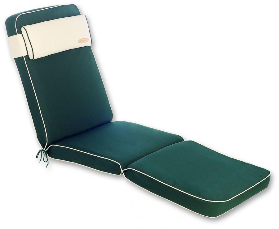 coussin pour bain de soleil vert gamme bespoke 99 99. Black Bedroom Furniture Sets. Home Design Ideas