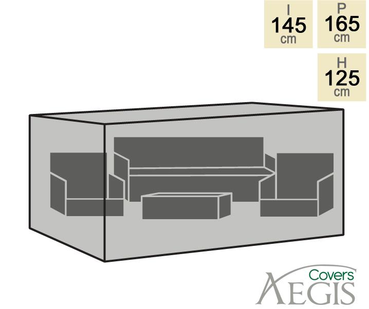 Housse de Protection pour Salon de Jardin 4 Places Aegis   Premium
