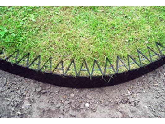 bordure de pelouse smartedge 10m noire 69 99. Black Bedroom Furniture Sets. Home Design Ideas