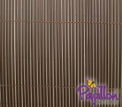 Canisse artificielle Tubulaire Marron 4m x 1.8m Papillon ™