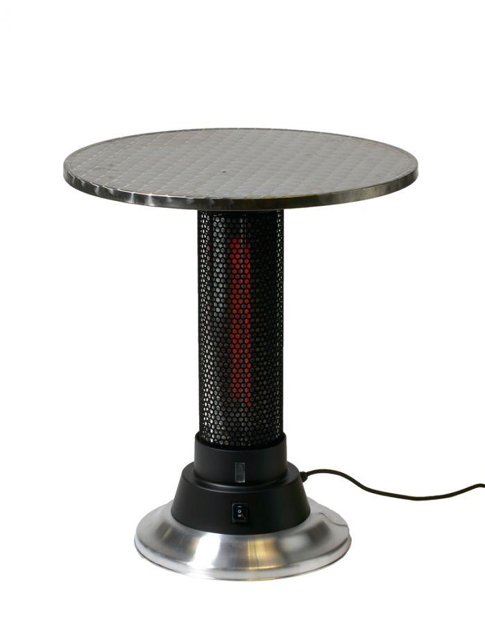 Chauffage lectrique d 39 ext rieur table chauffante favex for Chauffage exterieur table