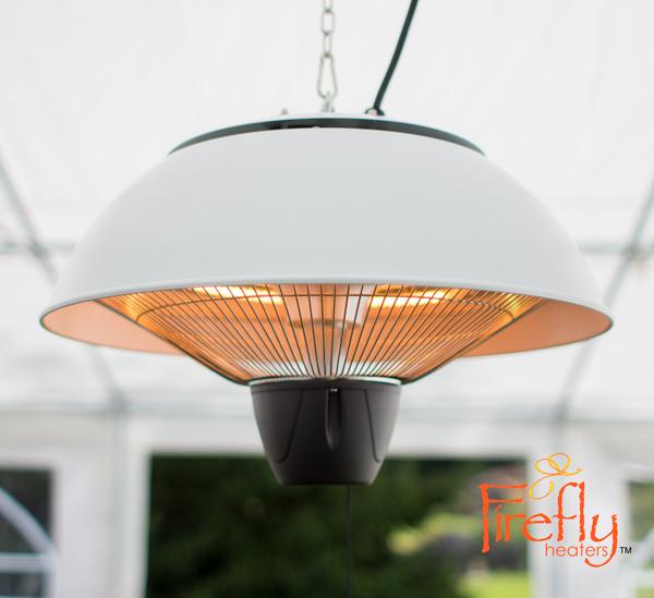 chauffage lectrique suspendu lampe radiant halog ne pour jardin terrasse et int rieur finition. Black Bedroom Furniture Sets. Home Design Ideas