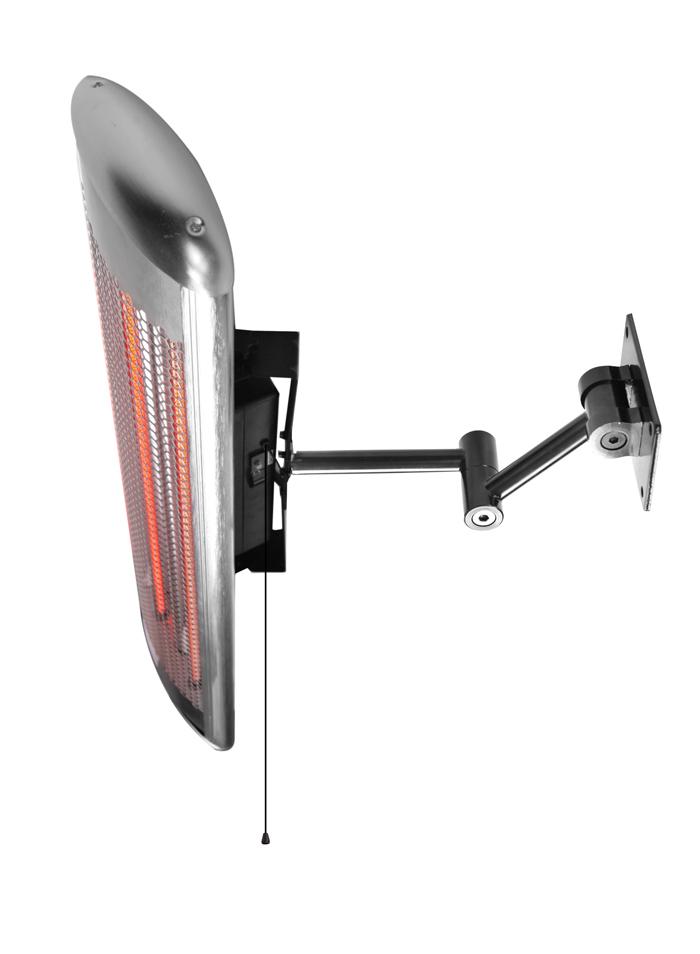 Firefly™ Chauffage Extérieur Électrique Mural 1,8Kw - Ip55 167,99 €