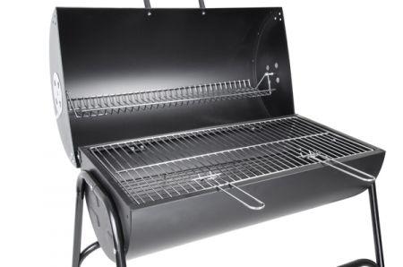 barbecue tonneau charbon de bois banquet 43 99. Black Bedroom Furniture Sets. Home Design Ideas