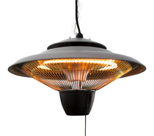 Firefly™ Chauffage Extérieur Électrique Suspendu 1,5Kw - Halogène