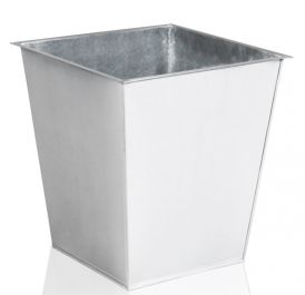 28 cm Insert Grand Cache-Pot Cubique