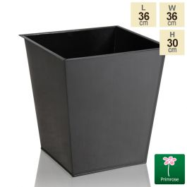 38cm Insert Grand Cache-Pot Cubique