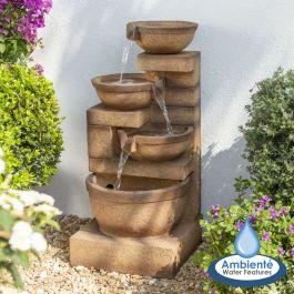 Fontaines de Jardin en Résine - Extérieur et Intérieur