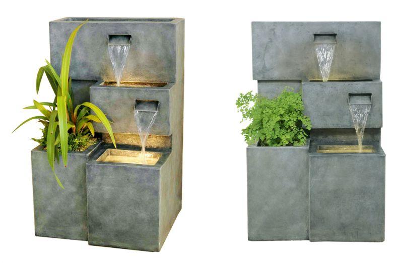 jardiniere murale exterieure. Black Bedroom Furniture Sets. Home Design Ideas