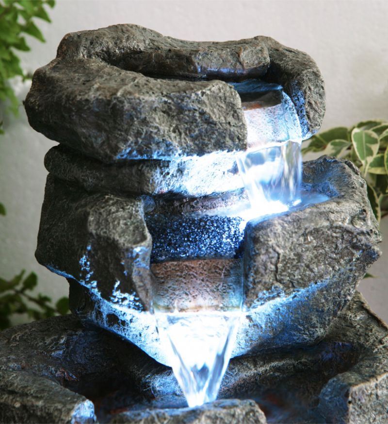 Fontaine d 39 int rieur shubunkin led zen et relaxation for Fontaines d interieur